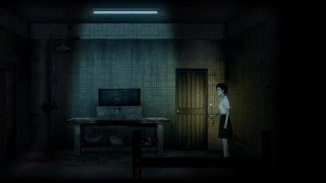 BBC | 一款畅销恐怖游戏 重现当年国共肃杀对立