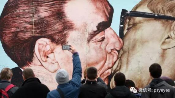 晒爱思PsyEyes | 柏林墙倒塌了,还有什么墙不会被推倒