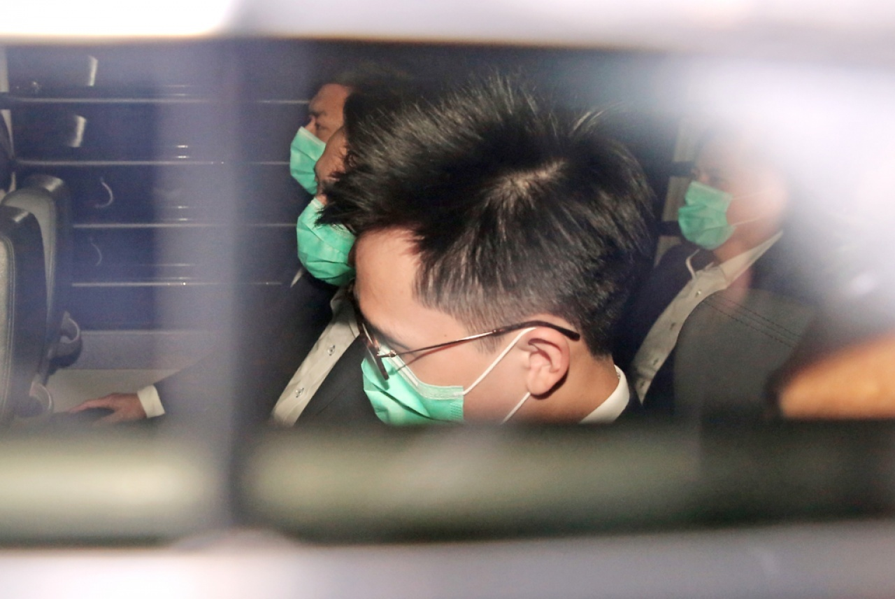 香港01|七警案:民权组织批内部信只作安抚 未提纪律