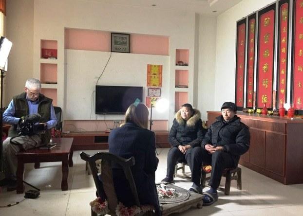 自由亚洲 | 警方图在江天勇父母邻舍安装监控被拒