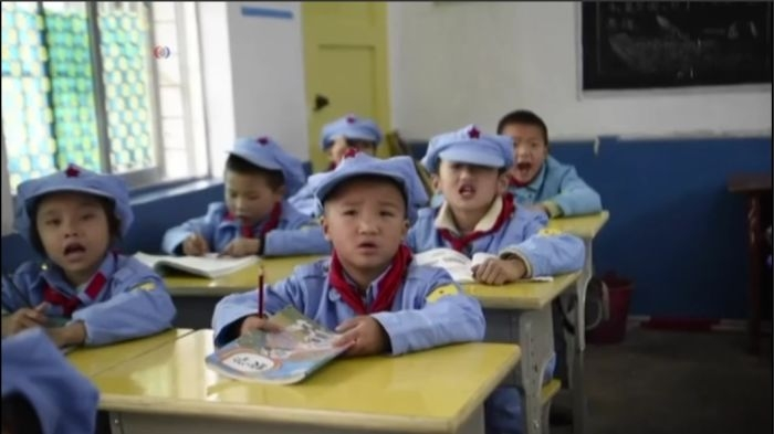 自由亚洲 | 中国200多所红军小学被指洗脑教育