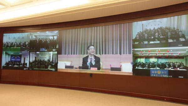 美国之音 | 中国上千公民联署促罢免最高法院长周强