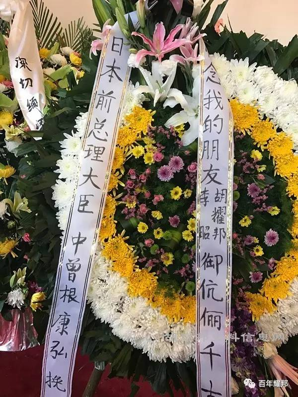 百年耀邦|李昭妈妈遗体告别仪式在八宝山举行