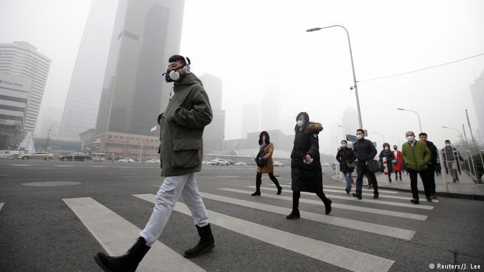 德国之声|全球气候越暖 中国北方空气越脏