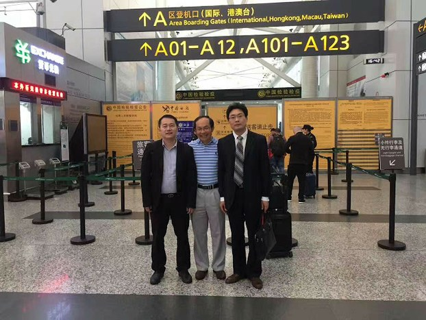 自由亚洲|冯崇义申请政府信息公开 被国安要求封口