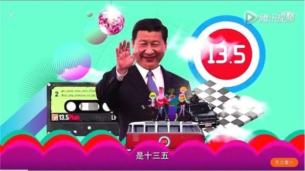 BBC | 北京政治宣传华丽转身走向数字化公众化