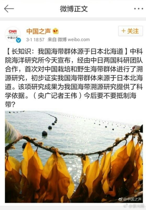 【立此存照】本是同根生:共青团中央怼中国之声