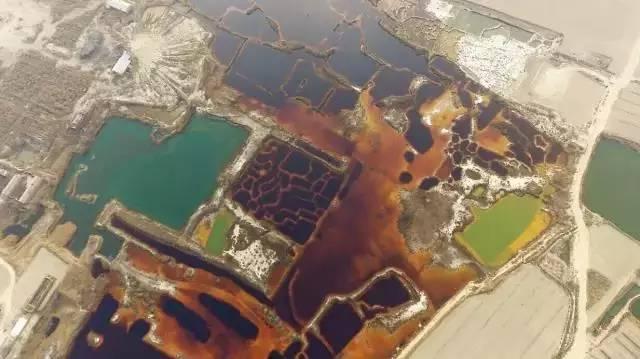 NGOCN|河北四年400多起渗坑污染,17万平米巨坑是冰山一角