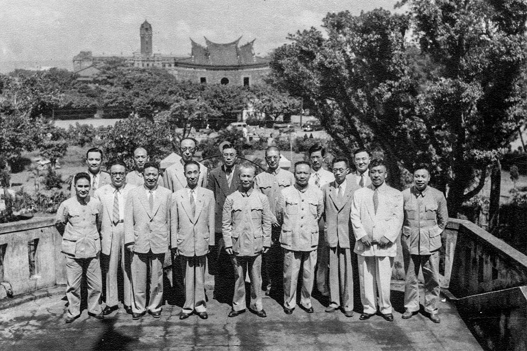 端传媒|解密档案研究出版:中华民国为何落地台湾,而非云南