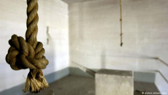 德国之声 | 大赦国际:中国死刑数量全球第一