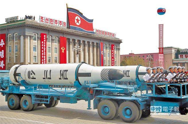 中时电子报|阅兵式不见陆官员 北韩人民崩溃:完蛋了