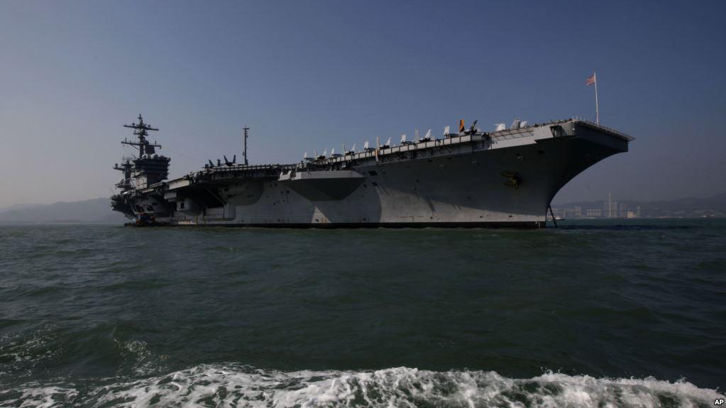 美国之音|华邮:中国企业暗助朝鲜研发火箭