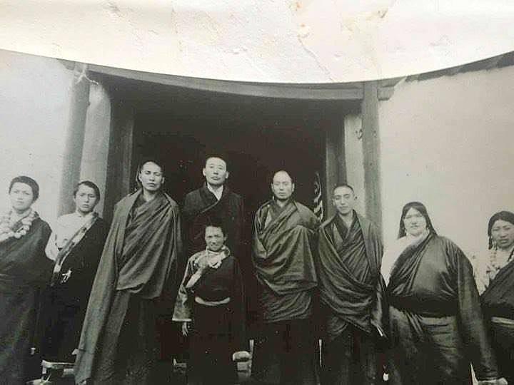 唐丹鸿:西藏美颡王小女儿的身世—美颡·贡宝措口述录(5)