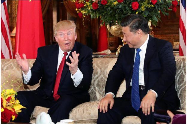 BBC|中美峰会:特朗普导弹袭叙发出什么信号?
