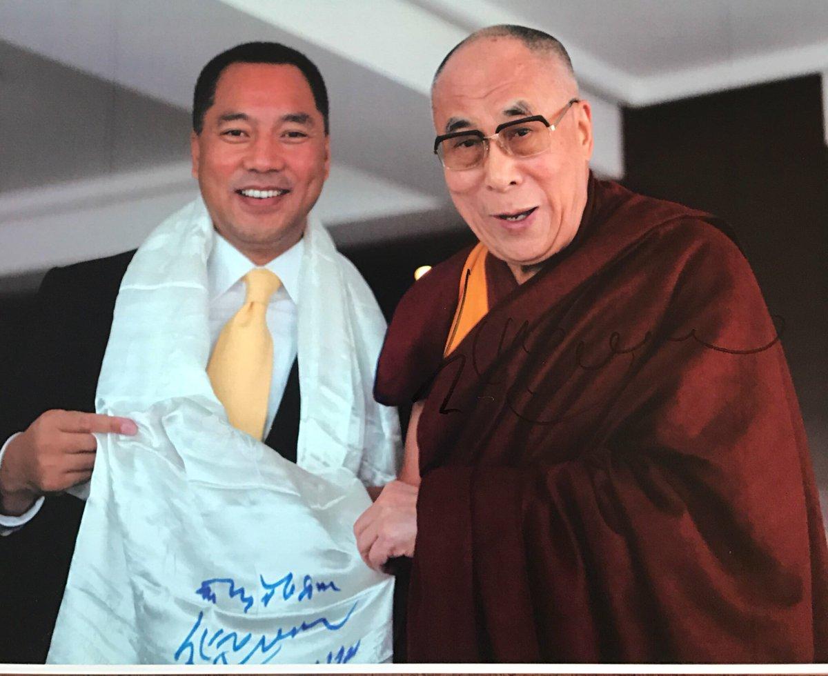 纵览中国 | 秦伟平专访郭文贵关于尊者达赖喇嘛话题文字实录