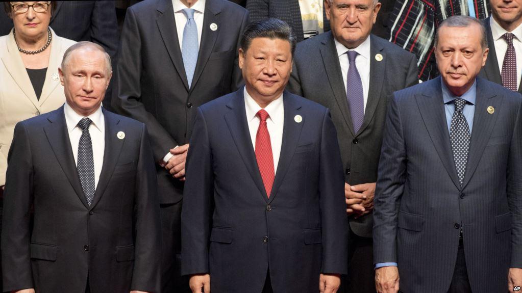 美国之音 | 北京带路峰会开幕 被批对外包容对内严控