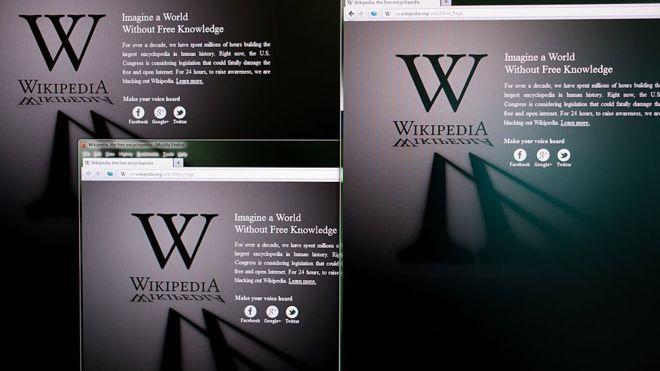 BBC | 中国将推电子百科全书与维基百科竞争