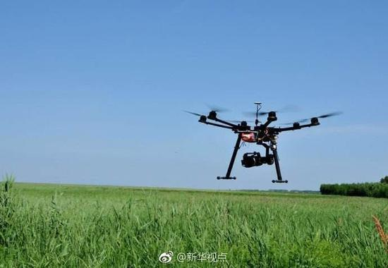 新华网 | 民航局:6月1日起民用无人机实行实名登记注册