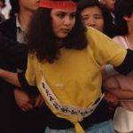 作家树|陈湘鹏:《女学生》| Girl with a red bandana