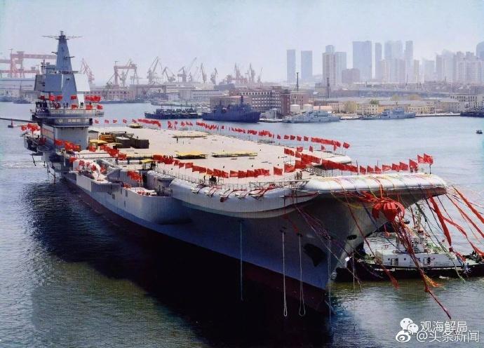 【网络民议】改建航母15名设计师牺牲 很光荣吗?