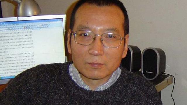 苹果日报 | 诺贝尔和平奖得主刘晓波肝癌晚期保外就医