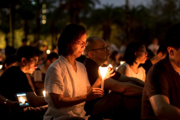 【CDTV】香港支联会六四29周年烛光晚会直播