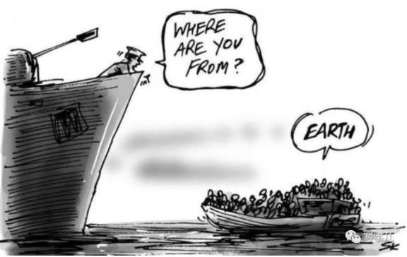 写字儿 | 杨潇:谁在反对难民?