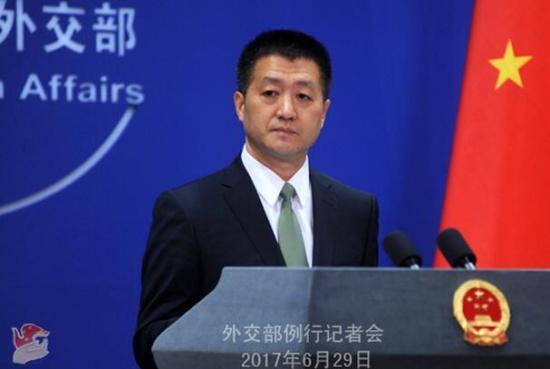 环球网 | 外交部:《中英联合声明》是历史文件无现实意义