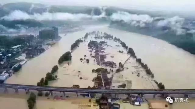 石扉客:关于宁乡洪灾,我判断真相的五个管道