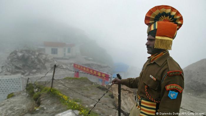 德国之声|不丹:国防外交全听印度的