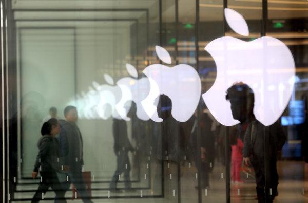 纽约时报︱面对中国政府,苹果屈服了