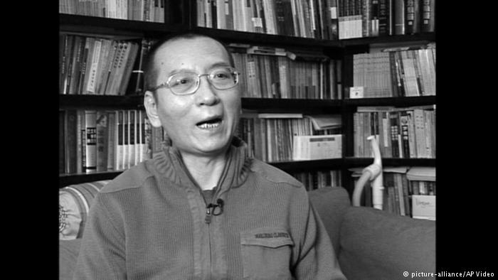 德国之声 | 刘晓波:一位没有敌人和仇恨的异议人士