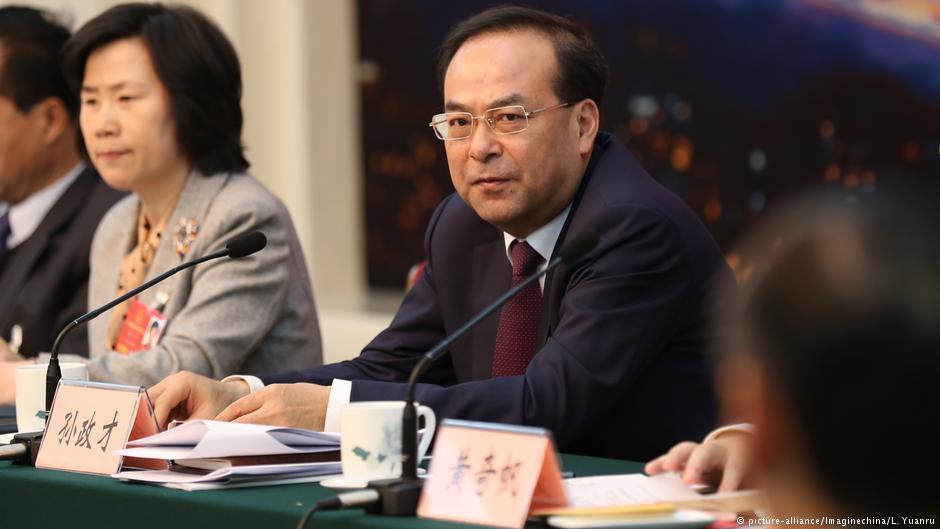 长平:孙政才严重违纪,因为太像接班人