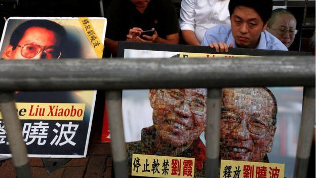 "BBC | 抢救刘晓波:德国使馆批评中国""破坏信任"""