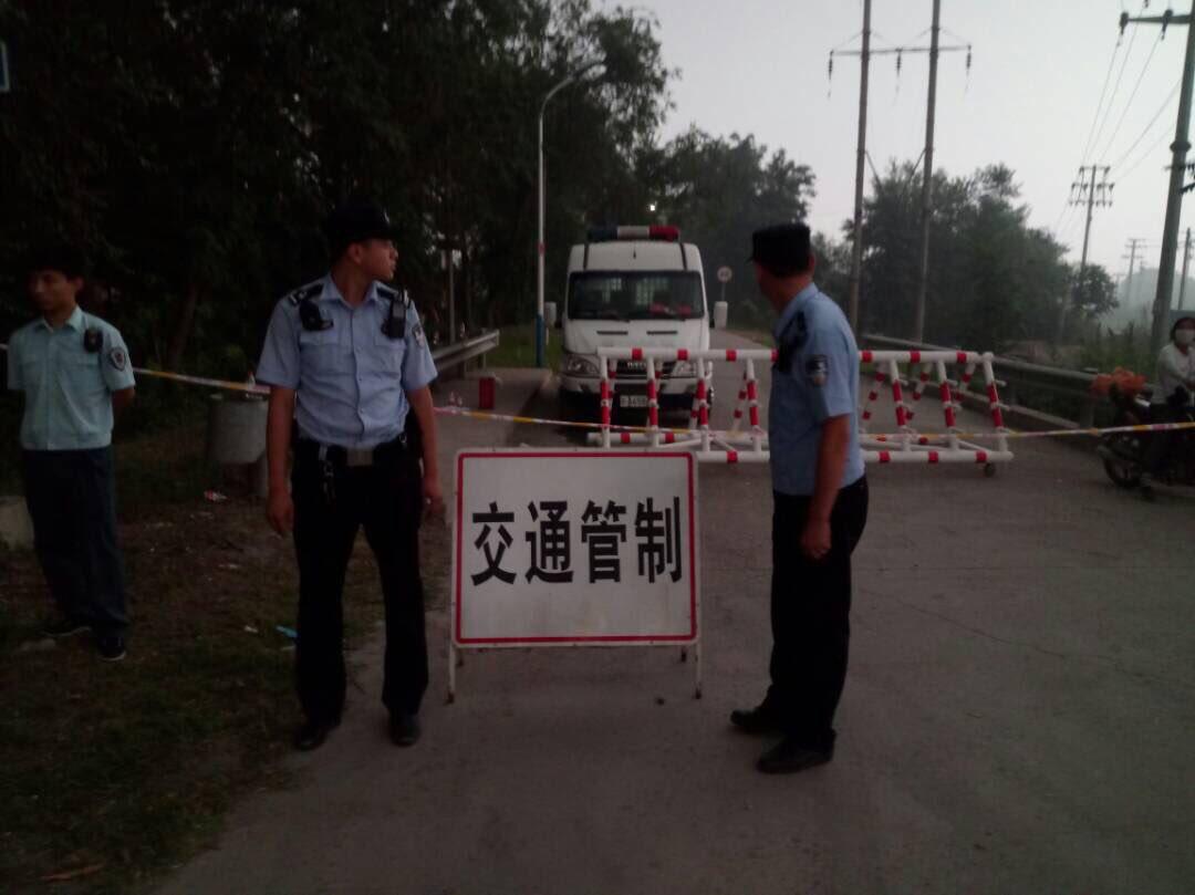 """许志永""""刑满出狱"""":监狱交通管制、居住小区封闭、友人被控制"""