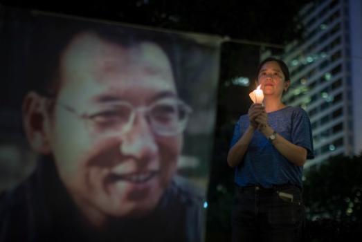 刘晓波的信:一个殉难者的出现会改变民族的灵魂
