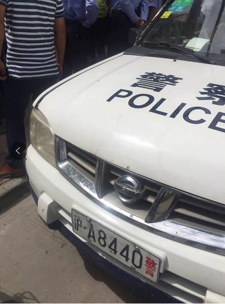 "【CDTV】上海警察教你""柔性执法"""
