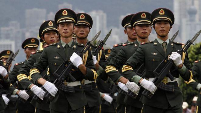 BBC|中国征兵体检暴露问题多多 战斗力堪忧