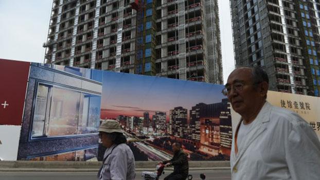 自由亚洲|中国对基建依赖程度创历史新高 地方政府债台高举