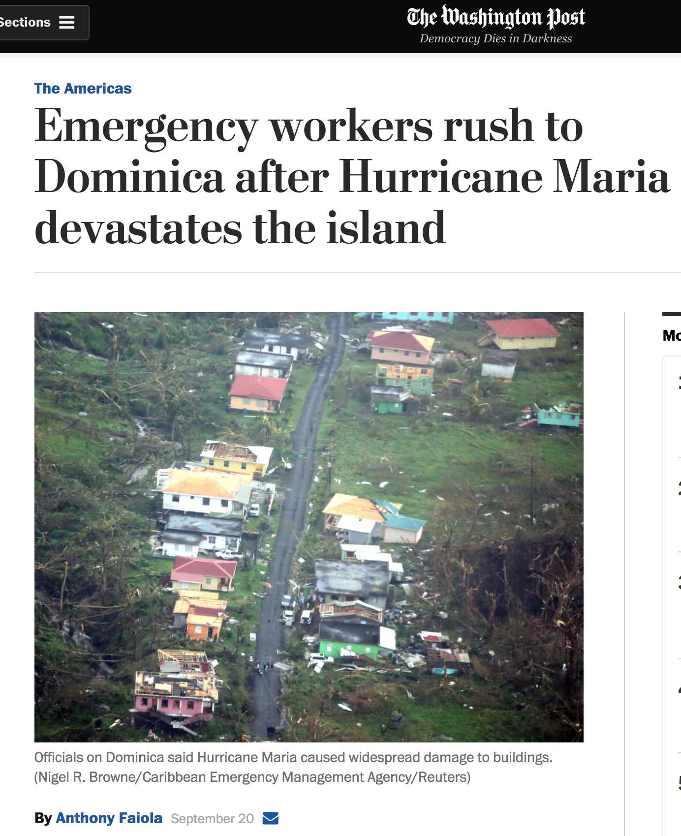 【立此存照】多米尼加撤侨:官媒用假新闻 强打爱国鸡血