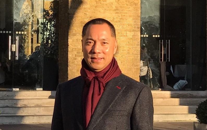 联合早报网|消息人士:中国拟冻结与郭文贵有关的10多个帐户