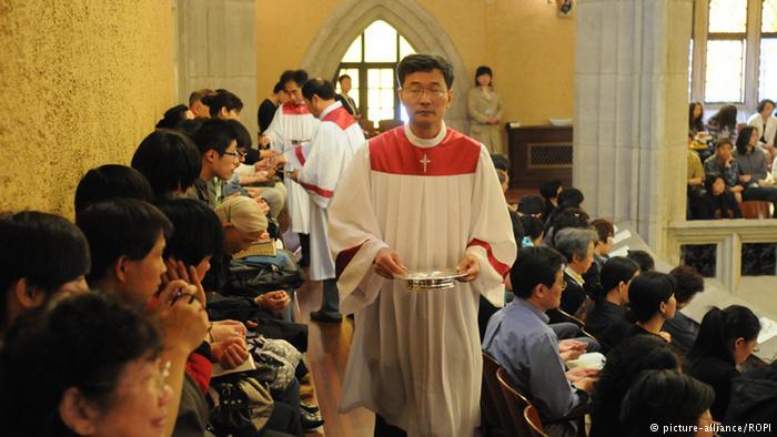 德国之声|无神论的中国:限制不减 信徒增加