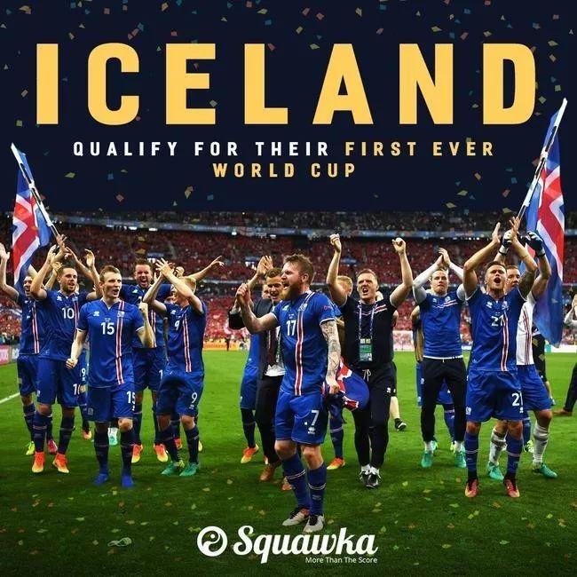 假装在纽约 | 33万人的冰岛进世界杯了 中国可以学什么?