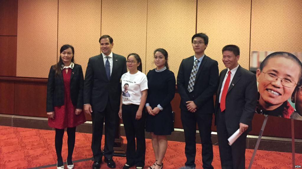美国之音|CECC 2017年度报告再批中国人权状况恶化