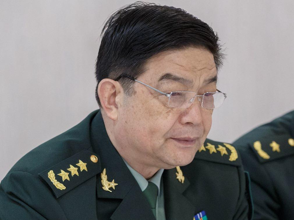 【异闻观止】中国国防部长:习主席托起伟大梦想