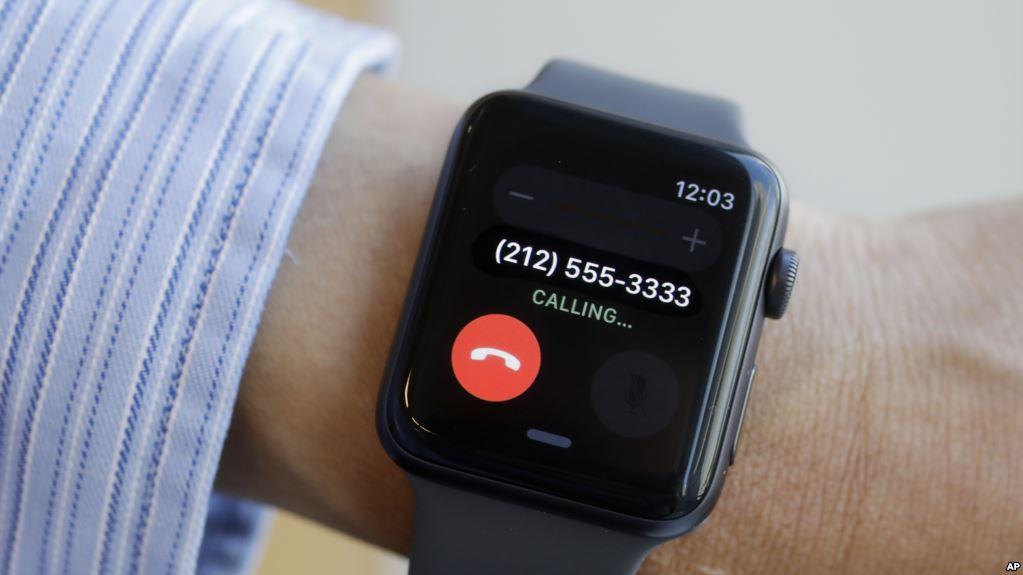 美国之音|挑战实名制 苹果手表新通话功能被中国暂停