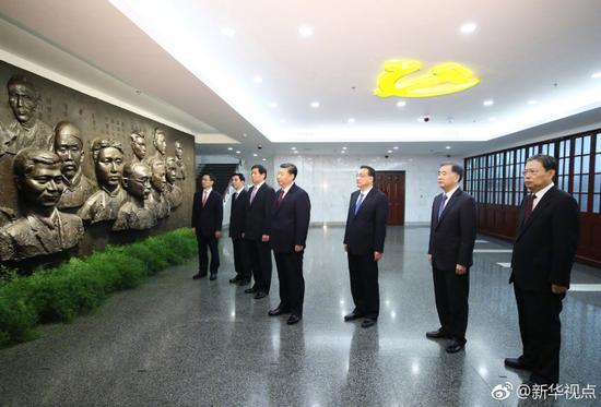 【旧闻】习近平:政治局委员出行原则上不封路不清场