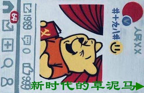 网民确认泼墨习近平像女子名叫董瑶琼
