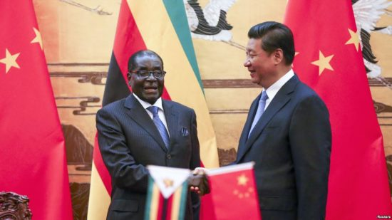 【异闻观止】人民日报 | 传奇谢幕 穆加贝宣布辞去总统职务