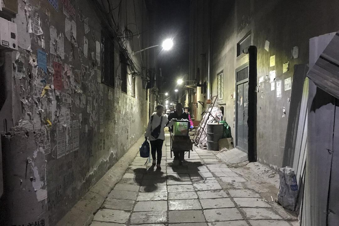 端传媒 | 北京切除:京林公寓最后一夜 最后一人